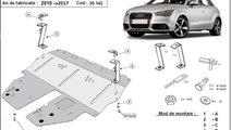 Scut motor metalic Audi A1 2010-2018