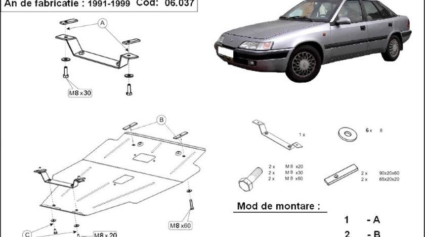 Scut motor metalic Daewoo Espero 1991-1999
