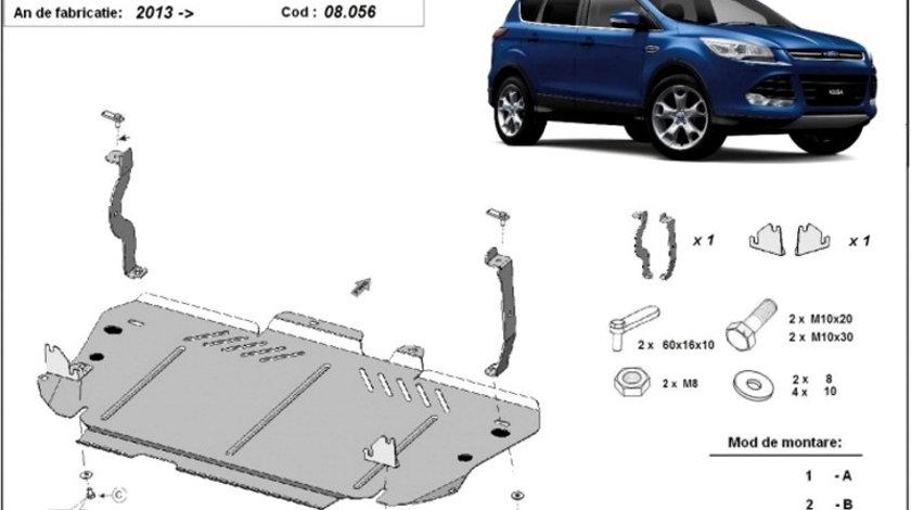 Scut motor metalic Ford Kuga 2013-2019