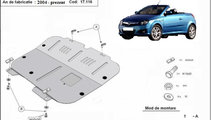 Scut motor metalic Opel Tigra B 2004-2009