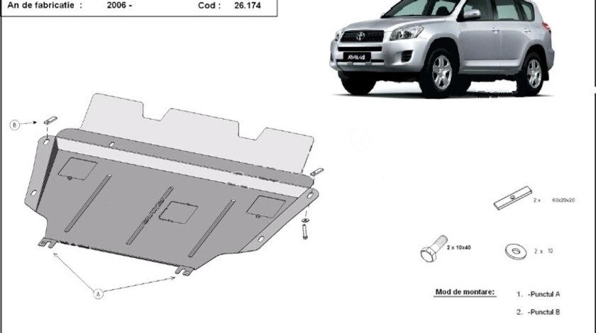 Scut motor metalic Toyota Rav 4 Diesel 2006-2012