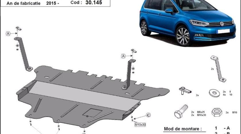 Scut motor metalic VW Touran Cutie Manuala 2016-prezent