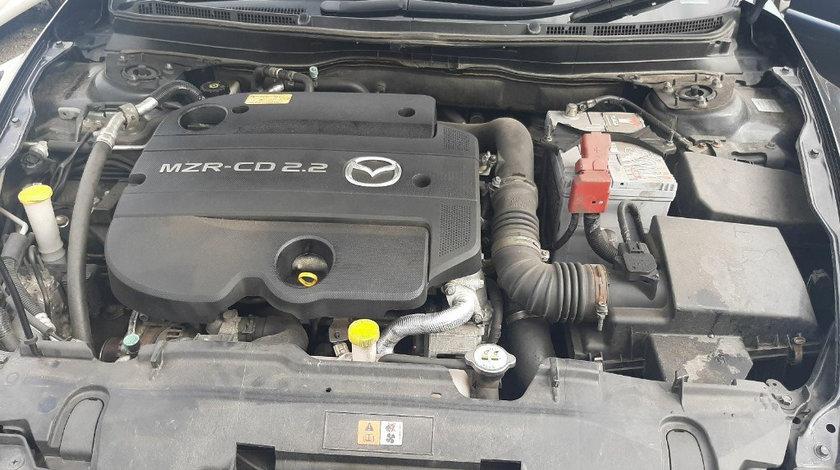 Scut motor plastic Mazda 6 2011 Break 2.2 DIESEL