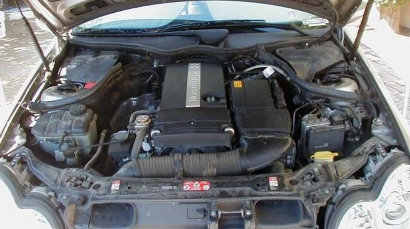 Scut motor plastic Mercedes C-CLASS W203 2001 SEDAN / LIMUZINA / 4 USI 2.0