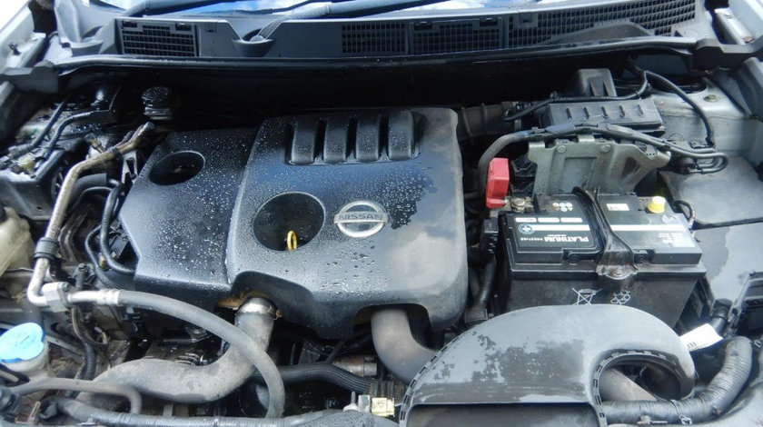Scut motor plastic Nissan Qashqai 2008 SUV 1.5 dci