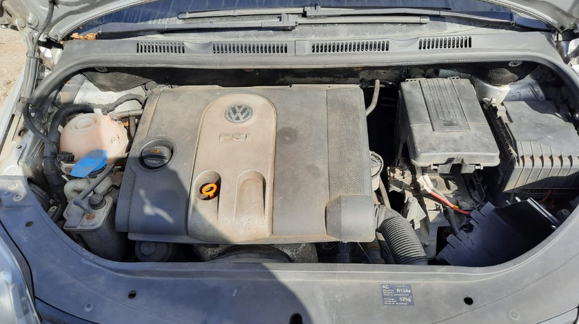 Scut motor plastic Volkswagen Golf 5 Plus 2005 Hatchback 1.6 i