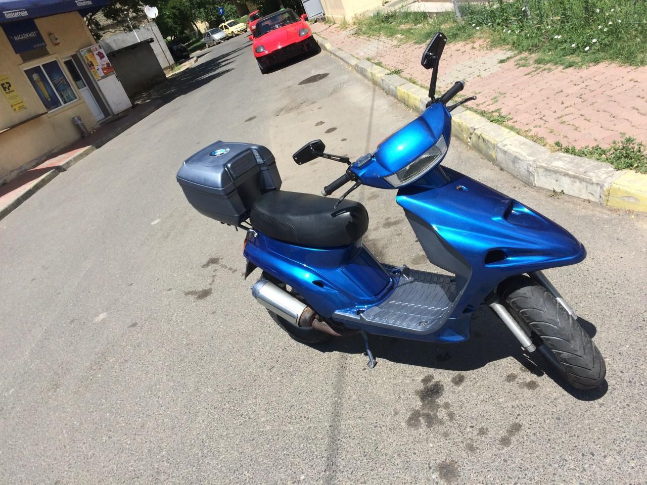 Scuter Yamaha