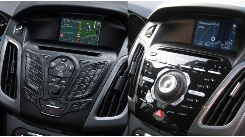 SD Card Harti Ford Navigatie MFD GPS 2018 Focus Fiesta Kuga C-Max