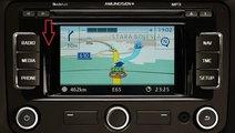 SD CARD Harti Navigatie GPS VW Seat Skoda Amundsen...