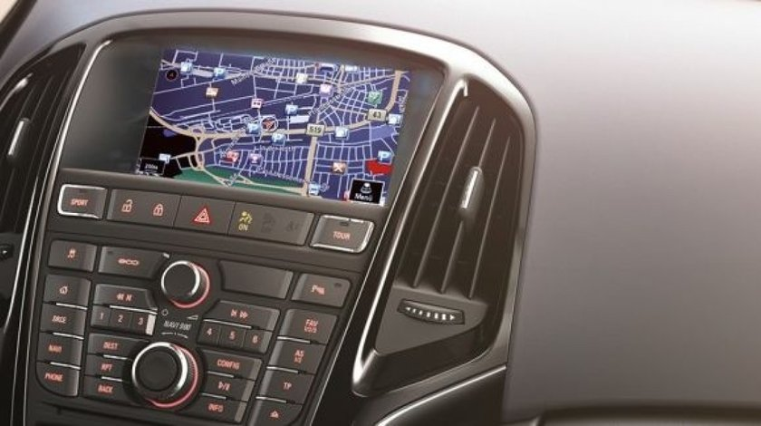 SD CARD navigatie Opel Mokka Insgina Astra Zafira Meriva Romania 2019/2020