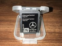 SD Card Original Mercedes Garmin Map Pilot Europa A2139065604 V8 2017