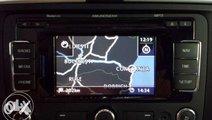 SD CARD ORIGINAL VW Skoda Rns 315 harta navigatie ...