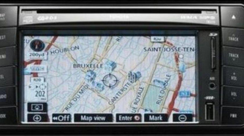 SD Card Toyota TNS 510 Original Harti Navigatie Europa Romania 2020/2021