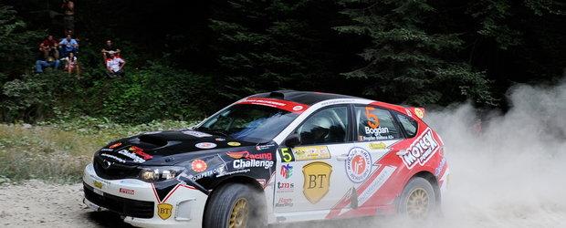 Se anunta o cursa grea pentru echipajele Napoca Rally Academy!