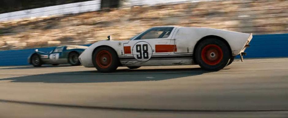 Se anunta un nou film tare pentru pasionatii auto. Uite TRAILER-ul de la FORD v FERRARI