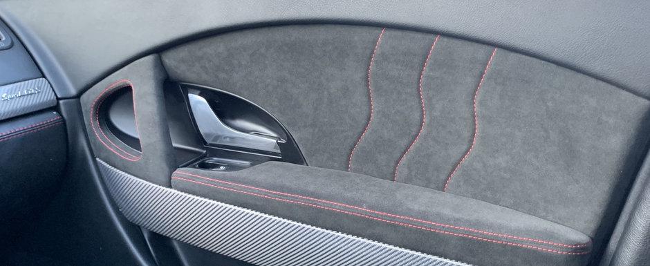 Se bate cu Audi S8 si Mercedes S63 AMG, dar la mana a doua costa cat un VW Passat cu propulsor diesel. POZE REALE