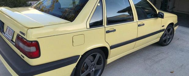 Se desparte de el dupa 24 de ani si numai 67.000 de KM. Pretul pentru care se vinde acest Volvo cu 240 CP pe puntea fata