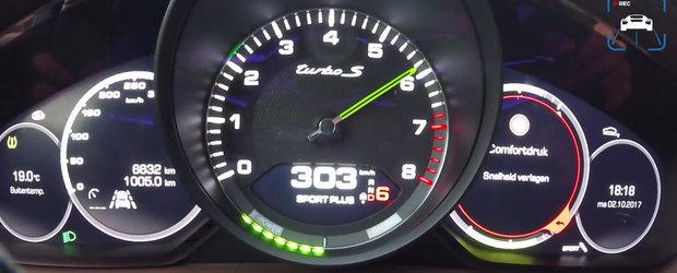 Se ia un V8 cu doua turbine, se condimenteaza cu un motor electric si se consuma cu pedala de acceleratie la podea. VIDEO