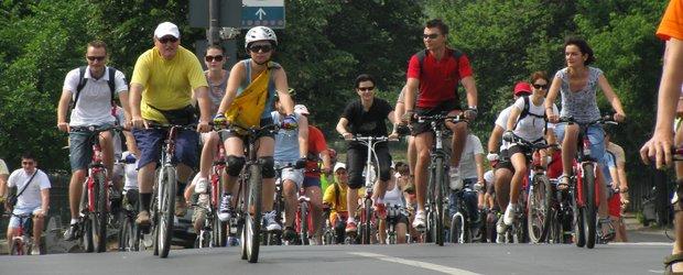 Se inaugureaza autostrada Bucuresti-Ploiesti pe 30 iunie! Dar cu... biciclete!