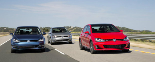 Se ingroasa gluma. Volkswagen plateste alte 175 de milioane de dolari pentru Dieselgate