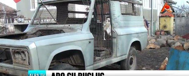 Se intampla (numai) in Romania: 10.000 lei impozit pentru un Aro - cotet de gaini