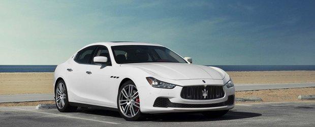 Se intampla si la capete incoronate: Maserati recheama in service 28.235 de masini cu probleme