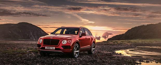 Se intampla si la case mai mari. Bentley recheama in service mai bine de 6000 de exemplare Bentayga