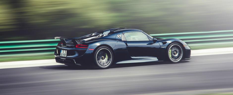 Se intampla si la case mai mari. Uite de ce sunt rechemate in service Porsche-urile 918 Spyder