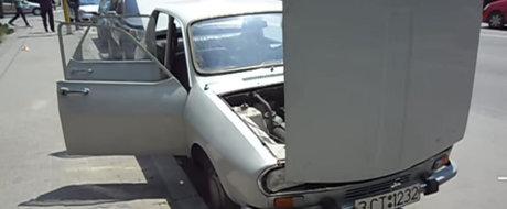 Se intampla si la noi: Dacia 1300 barn-find aproape noua