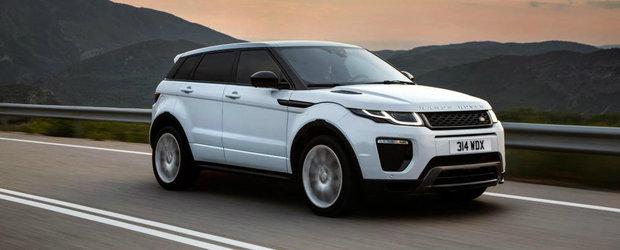 Se lauda cu 145 CP per litru. Evoque primeste cel mai potent motor in patru cilindri din istoria Range Rover