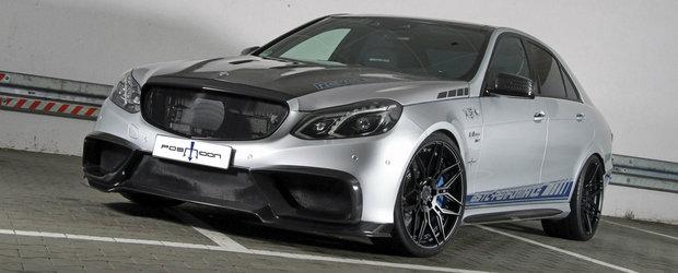 Se spune ca este cel mai puternic Mercedes de strada din istorie. Tot ce stim despre el e ca bate chiar si Veyron-ul
