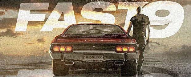 Se va numi Fast9 iar posterul oficial a aparut deja pe internet