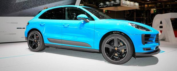 Se vinde ca masina de fite, dar poate fi comandata NUMAI cu motor de 2.0 litri turbo sub capota