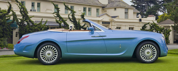 Se vinde singurul Rolls-Royce Hyperion din lume. Afla cat costa!