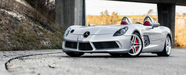 Se vinde unul dintre cele mai ravnite Mercedes-uri fabricate vreodata. Pretul lui te va lasa fara cuvinte