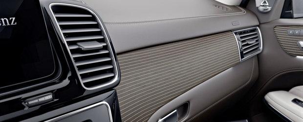 Se vrea a fi cel mai luxos SUV de la Mercedes. Cum arata GLS-ul in noua echipare Grand Edition