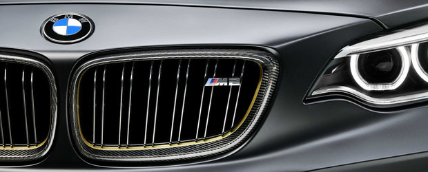 Se vrea a fi cel mai tare M2 de pana acum. Fa cunostinta cu masina pregatita de BMW special pentru Goodwood