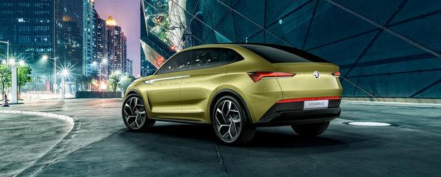 Seamana cu un X6, dar vine de la o marca accesibila. Acesta ar putea fi primul SUV Coupe pentru popor
