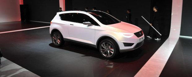 SEAT anunta primul SUV din istoria sa
