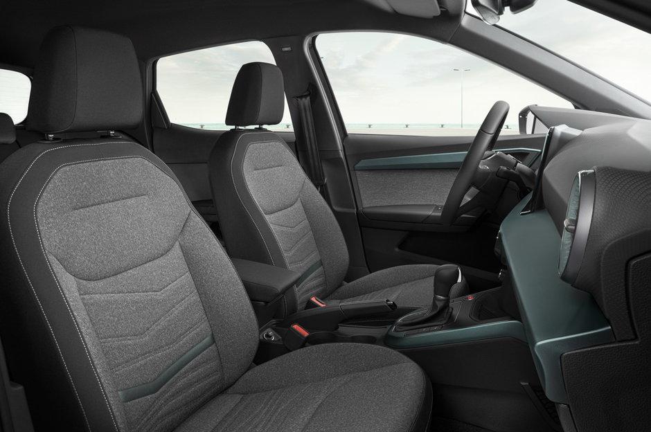 SEAT Arona Facelift
