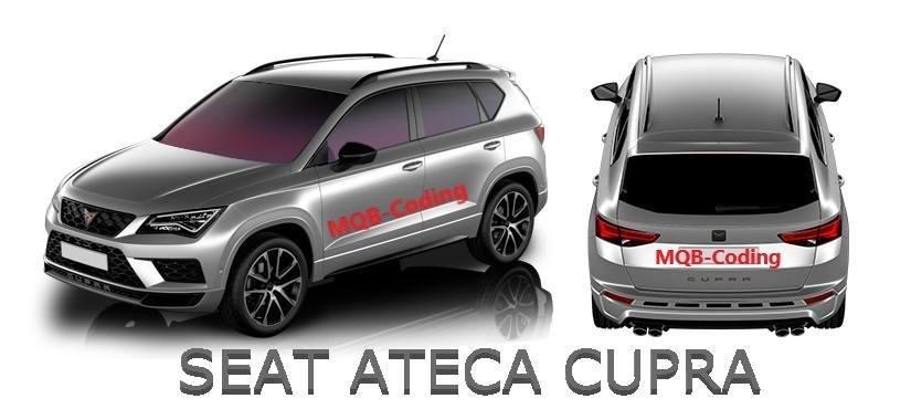 Seat Ateca Cupra
