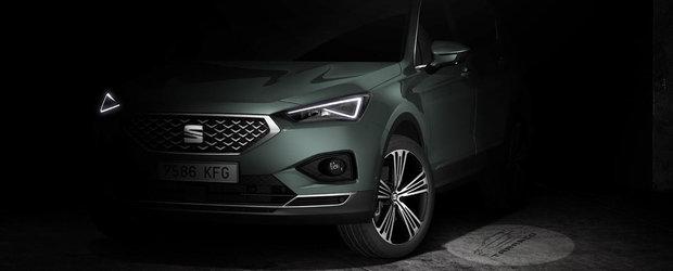 Seat confirma numele Tarraco pentru noul SUV cu sapte locuri. Fanii au avut un cuvant de spus in alegerea lui