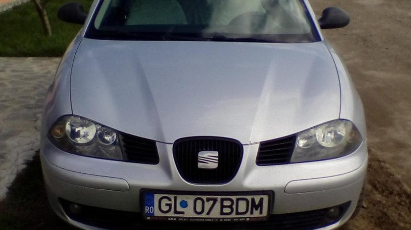 Seat Cordoba BTS 2007