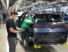 SEAT Cupra Formentor - Imagini de pe linia de productie