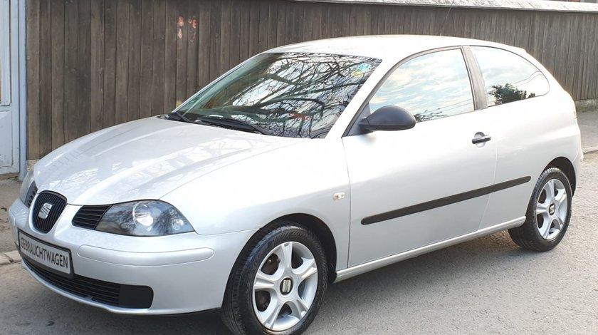 Seat Ibiza 1,2 benzina 2004