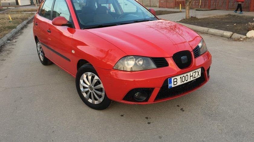 Seat Ibiza 1,2 benzina+gpl 2007