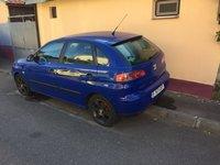 Seat Ibiza 1.2 benzine+gpl 2004