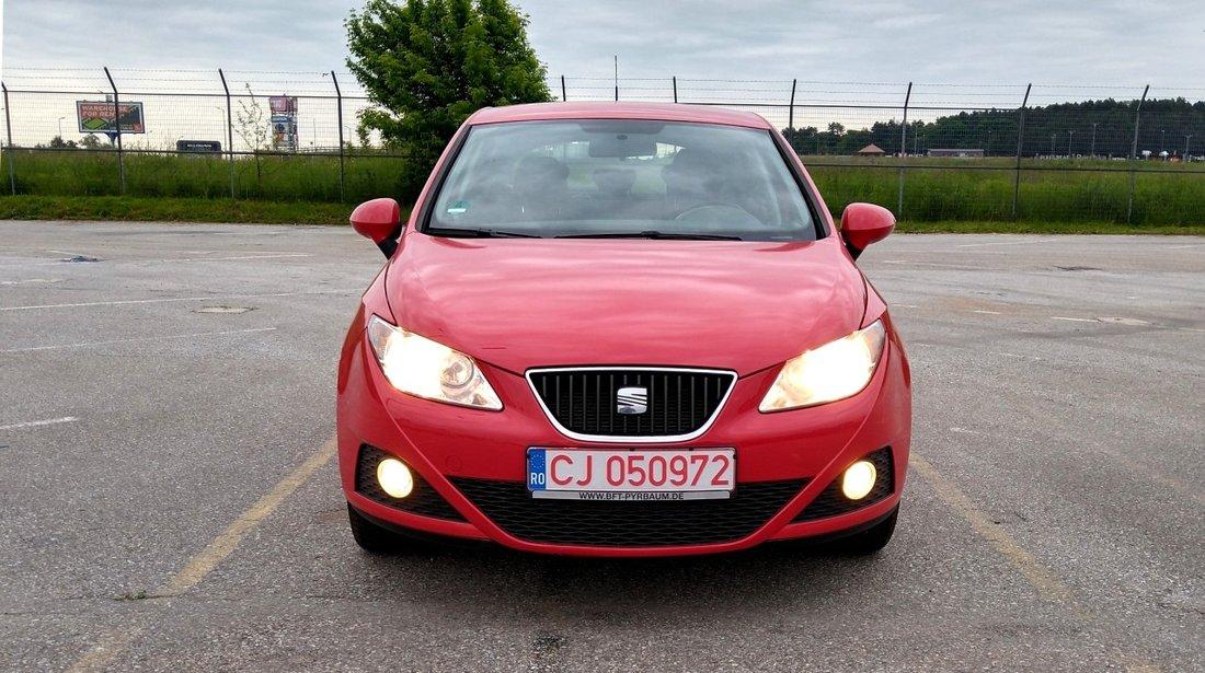 Seat Ibiza 4 usi Scurt 1.6 TDI -105 CP Euro 5 Full Option 2011