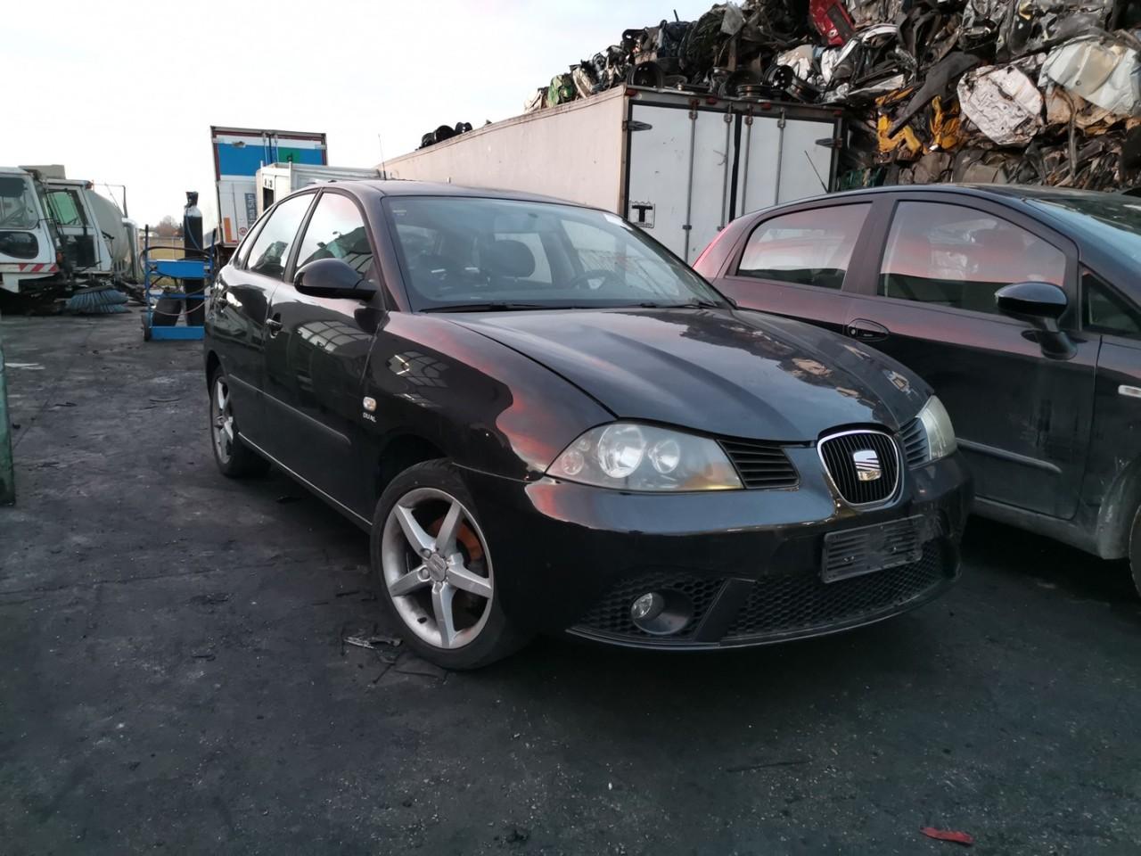 Seat Ibiza 6L benzina (dezmembrari auto)