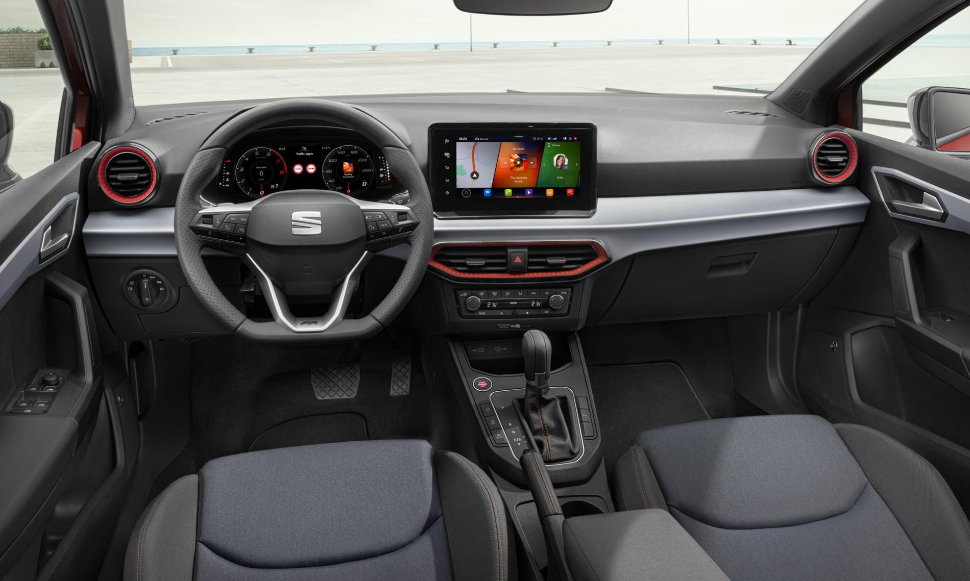 SEAT Ibiza Facelift - SEAT Ibiza Facelift